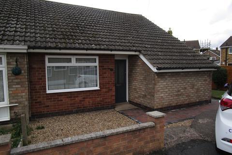 2 bedroom bungalow to rent - Keswick Close, Birstall, LE4