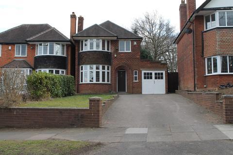 3 bedroom detached house to rent - Greenridge Road, Handsworth Wood, Birmingham, B20 1JN