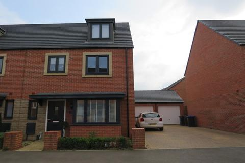 4 bedroom semi-detached house for sale - Balmoral Close, Northampton, NN5