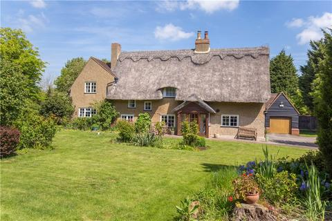 4 bedroom detached house for sale - Church Road, Colmworth, Bedfordshire, MK44