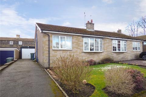 2 bedroom semi-detached bungalow for sale - Mowbray Close, Cullingworth, West Yorkshire