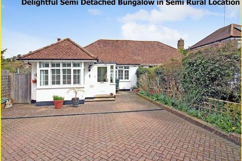 3 bedroom semi-detached bungalow for sale - Gates Green Road, West Wickham