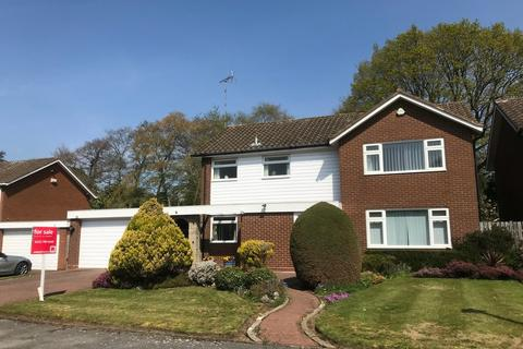 4 bedroom detached house for sale - Oaken Drive, Solihull