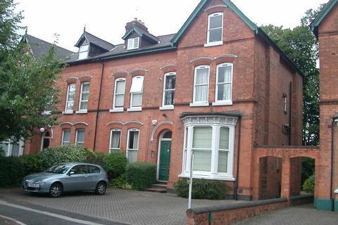 2 bedroom flat to rent - York Road, Edgbaston, Birmingham, B16 9JA