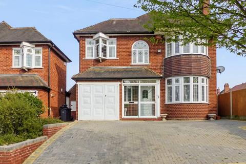 4 bedroom detached house for sale - Hudson Road, Handsworth Wood, Birmingham, West Midlands