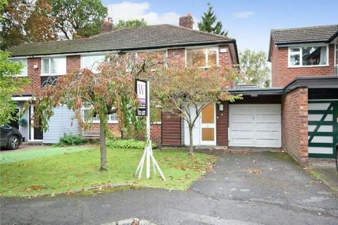 3 bedroom semi-detached house to rent - Forest Drive, Timperley