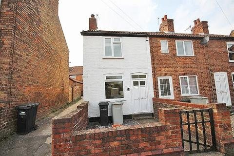 2 bedroom end of terrace house for sale - LITTLE LANE, LOUTH