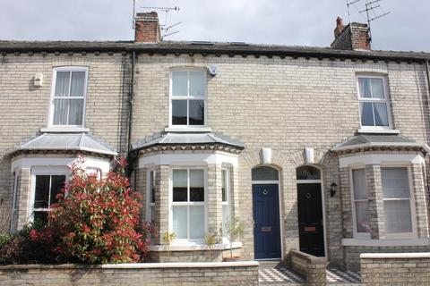 3 bedroom terraced house for sale - 74 Russell Street York  YO23 1NW