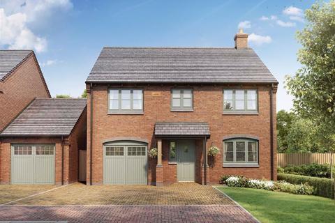 4 bedroom detached house for sale - Laburnum Gardens, Stoke Golding, Nuneaton