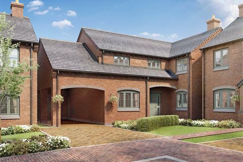 5 bedroom detached house for sale - Laburnum Gardens, Stoke Golding, Nuneaton