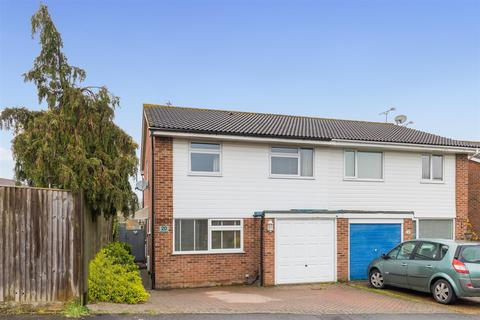 4 bedroom semi-detached house for sale - Amberley Close, Burgess Hill