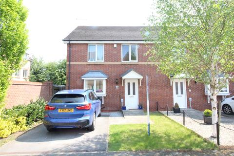 3 bedroom semi-detached house for sale - Merchant Way, Cottingham