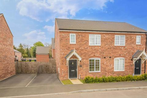 3 bedroom semi-detached house for sale - Sandy Hill Lane, Moulton