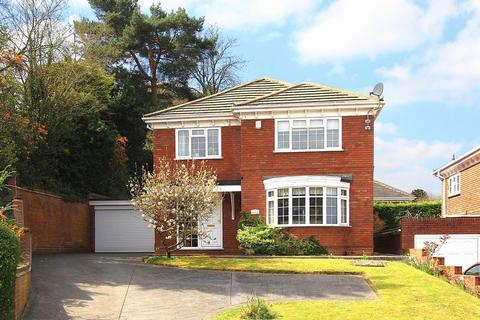 4 bedroom detached house for sale - WOMBOURNE, Greenhill