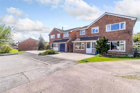 4 bedroom detached house for sale - The Paddock, Chepstow, Monmouthshire