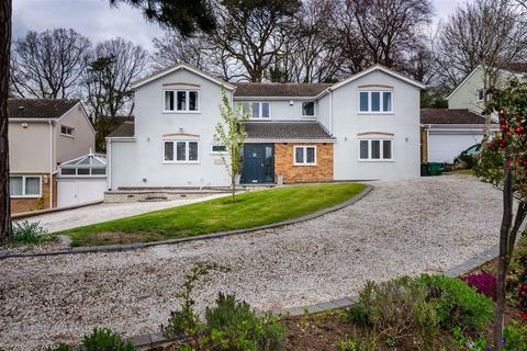 4 bedroom detached house for sale - Woodbank, Glen Parva, Leicester
