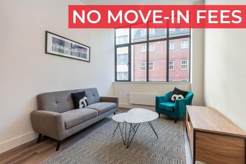 2 bedroom apartment to rent - The Lightwell, 71 Cornwall Street, Birmingham B3 2EE