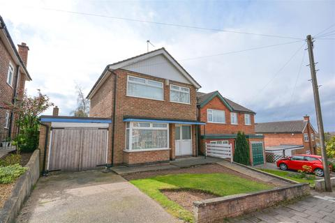 3 bedroom detached house for sale - Queensbury Avenue, West Bridgford, Nottingham