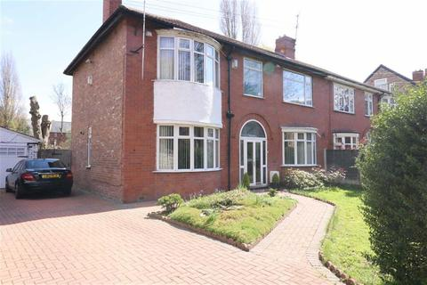 4 bedroom semi-detached house for sale - Alness Road, Whalley Range, Manchester, M16