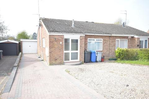 2 bedroom semi-detached bungalow to rent - Cabot Close, Rothwell