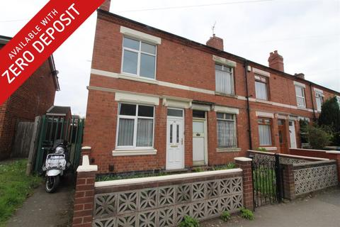 3 bedroom end of terrace house to rent - Aldermans Green Road, Longford, Coventry