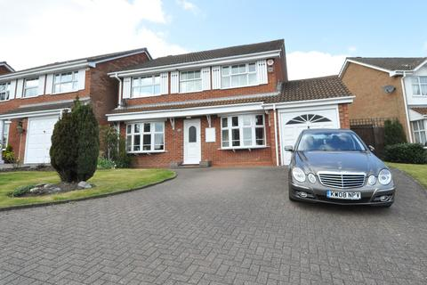 4 bedroom detached house for sale - Varlins Way, Kings Norton, Birmingham, B38