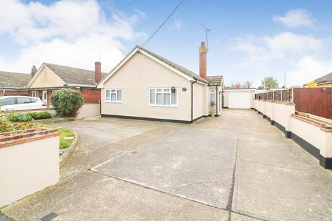 3 bedroom detached bungalow for sale - Wembley Avenue, Mayland