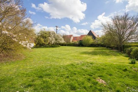 Plot for sale - Swaffham Prior, Cambridge