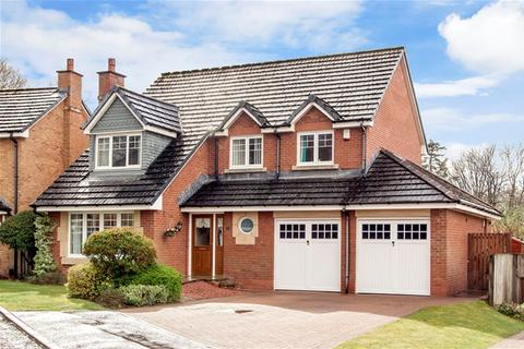 4 bedroom detached house for sale - Teviot Drive , Murieston, Livingston