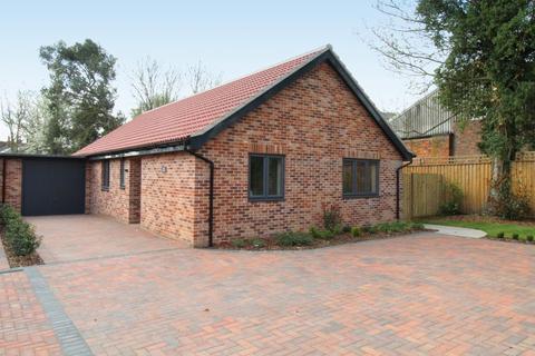 3 bedroom detached bungalow for sale - The Elms off High Street, Wickham Market, IP13 0RF