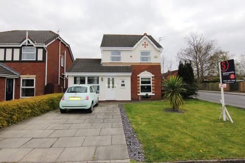 3 bedroom detached house for sale - Saxon Drive, Droylsden