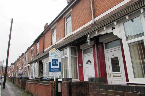 4 bedroom terraced house to rent - Harley Street, Coventry, West Midlands