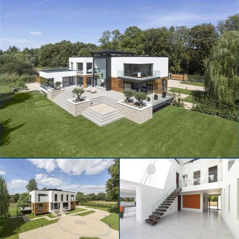 4 bedroom detached house for sale - Bolney Road, Lower Shiplake, Henley-on-Thames, RG9