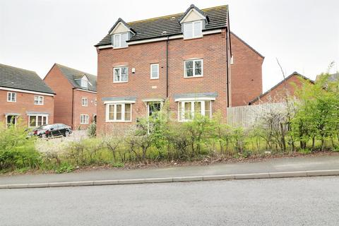 4 bedroom detached house for sale - Howieson Court, Mapperley Plains, NG3