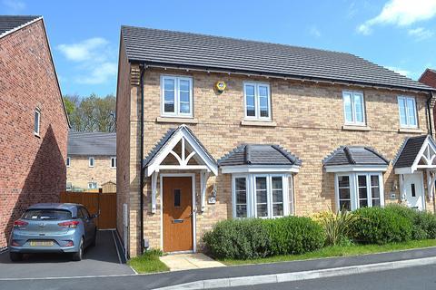 3 bedroom semi-detached house for sale -  Skitteridge Wood Road, Langley Country Park, Derby, DE22