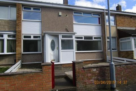 3 bedroom terraced house to rent - GULLIVER ROAD, RIFT HOUSE, HARTLEPOOL