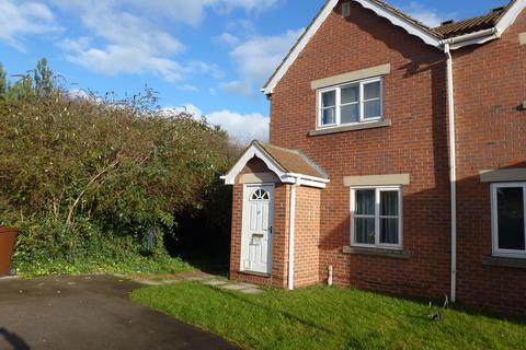 2 bedroom semi-detached house to rent - Bridgegate Drive, Victoria Dock