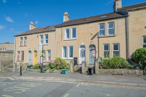 3 bedroom terraced house to rent - Lymore Terrace, Oldfield Park