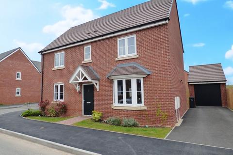4 bedroom detached house for sale - St. Peters Field, Whitestone, Hereford