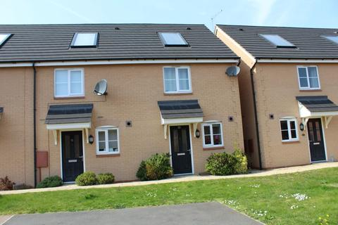 2 bedroom end of terrace house for sale - Maxwell Crescent, Duston, Northampton NN5 6WA