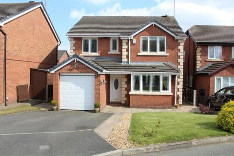 4 bedroom detached house for sale - Lower Fields Rise, Shaw, Oldham