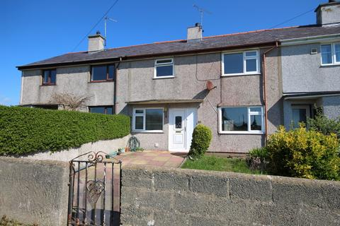 3 bedroom terraced house for sale - Maes Cynlas, Bryn DU, Ty Croes, Anglesey LL63