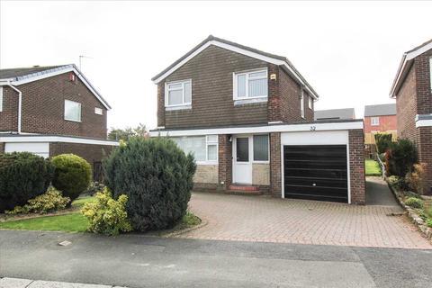 3 bedroom detached house for sale - Northolt Avenue, Parkside Chase, Cramlington