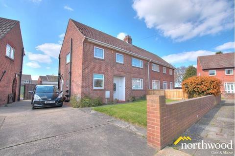 3 bedroom semi-detached house for sale - Kirkley Drive, Ponteland, Northumberland, NE20 9QP