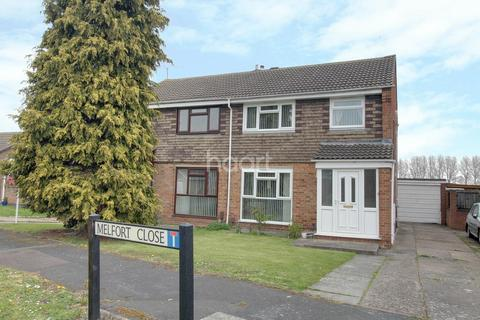 3 bedroom semi-detached house for sale - Melfort Close, Sinfin