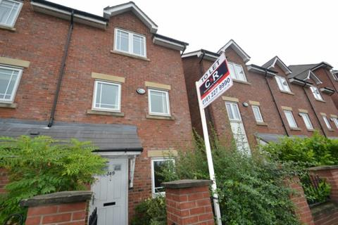 4 bedroom terraced house to rent - Chorlton Road, Hulme, Manchester. M15 4JG