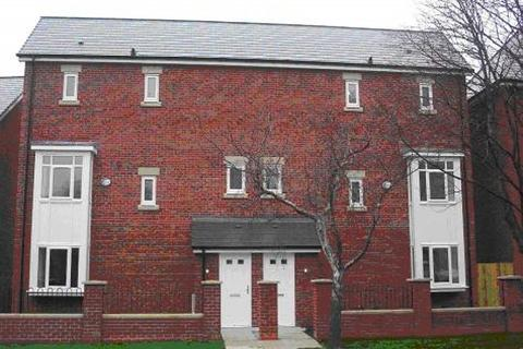 4 bedroom terraced house to rent - Bold Street, Hulme, Manchester, M15 5QH