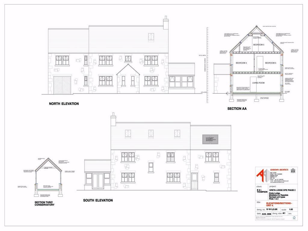 2 Bedrooms Land Commercial for sale in Wesley Terrace, Middleton in Teesdale, Barnard Castle, Durham