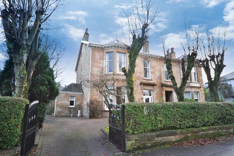 4 bedroom semi-detached villa for sale - 7 Fleurs Avenue, Dumbreck, G41 5AR