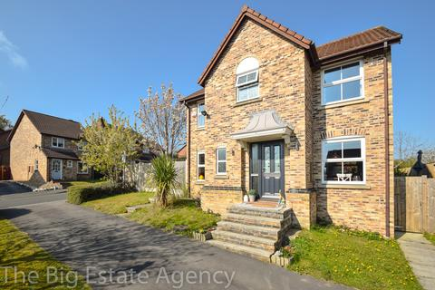 4 bedroom detached house for sale - Fairway Close, Connah's Quay, Deeside, CH5